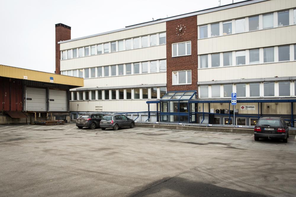 Fastigheten på Bergslagsgatan 3-6 i Gullbergsvass.