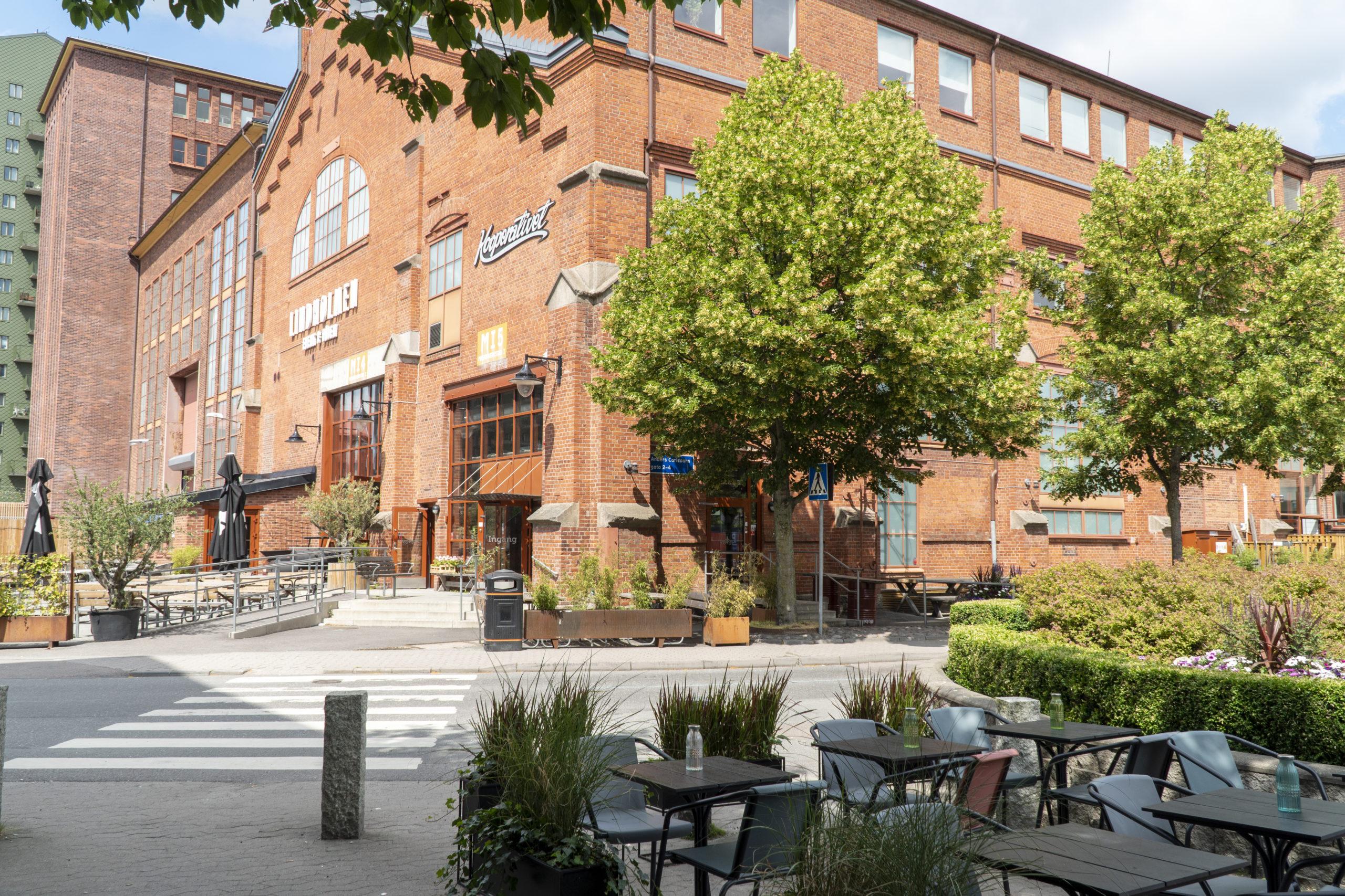 M1:an, en fastighet på Lindholmen